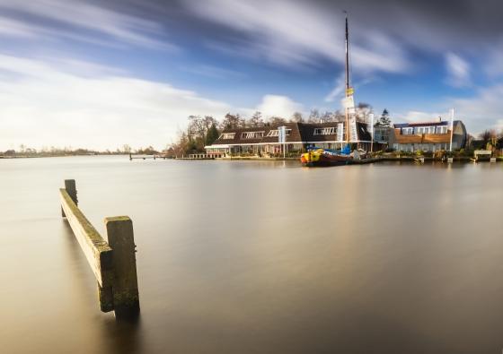 Hotel restaurant Ie-Sicht | Ontspannen aan de Friese meren 2-daags
