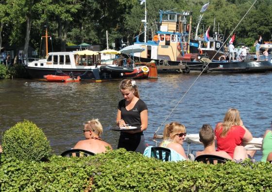 Hotel restaurant Ie-Sicht | Ontspannen aan de Friese meren 3-daags