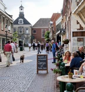 Hotel 't Wapen van Ootmarsum | Artistiek en karakteristiek Ootmarsum 3-daags