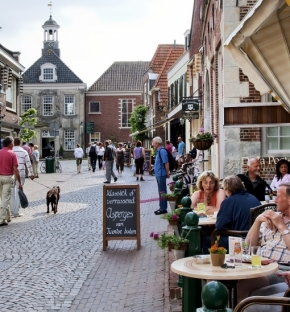 Hotel 't Wapen van Ootmarsum   Artistiek en karakteristiek Ootmarsum 4-daags