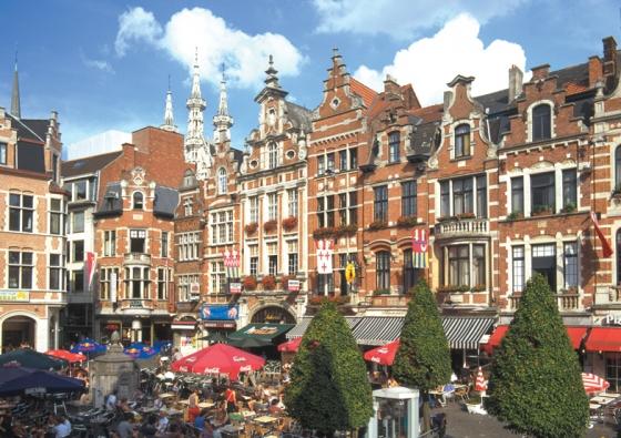 Novotel Leuven Centrum | Bourgondisch genieten in historisch Leuven