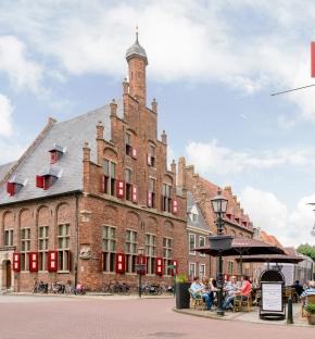 Stadshotel Doesburg | Mooi mosterdstadje Doesburg 3-daags
