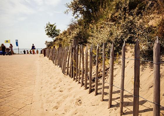 Badhotel Rockanje aan Zee | Zand en zee in Rockanje!