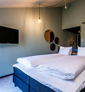 Black Label Hotel Valkenburg    Design in Valkenburg 3-daags