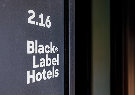 Black Label Hotel Valkenburg  | Design in Valkenburg