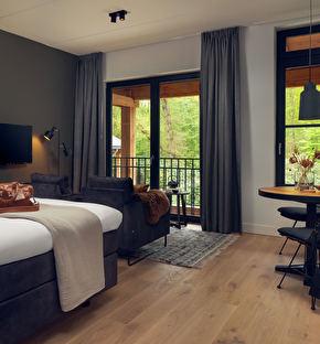 Boutique Hotel Beekhuizen | Compleet en luxe verblijf midden in de bossen 5-daags