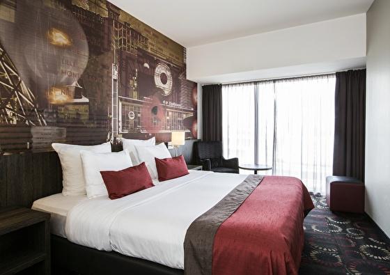 Crown Hotel Eindhoven Centre   Stad en natuur in Eindhoven!