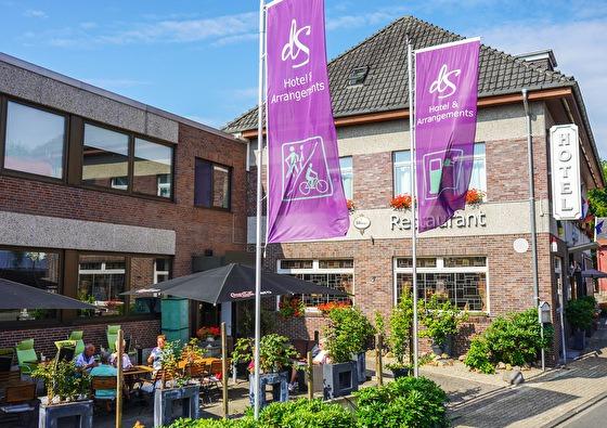 dS Hotel en Restaurant Bad Bentheim | Even naar Duitsland! 5-daags