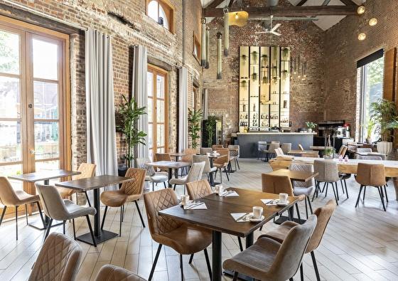 Eburon Hotel | Onthaasten in een trendy klooster in België! 2-daags