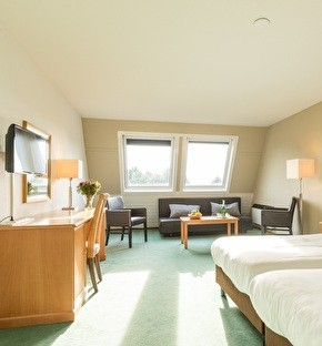 Fletcher Hotel Resort Amelander Kaap | Uitwaaien op Ameland!