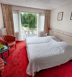 Fletcher Hotel-Restaurant de Mallejan | Heerlijke dennenlucht in Vierhouten