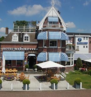 Fletcher Hotel-Restaurant Marijke | Uitwaaien in Bergen
