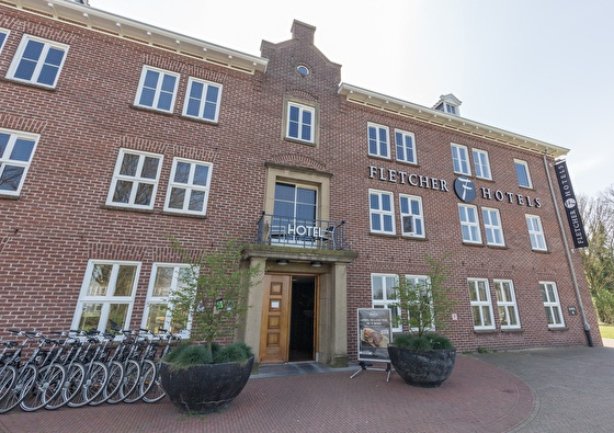 Fletcher Kloosterhotel Willibrordhaeghe | Overnachten in een voormalig klooster