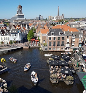 Fletcher Wellness-Hotel Leiden   Lekker genieten in Leiden 3-daags