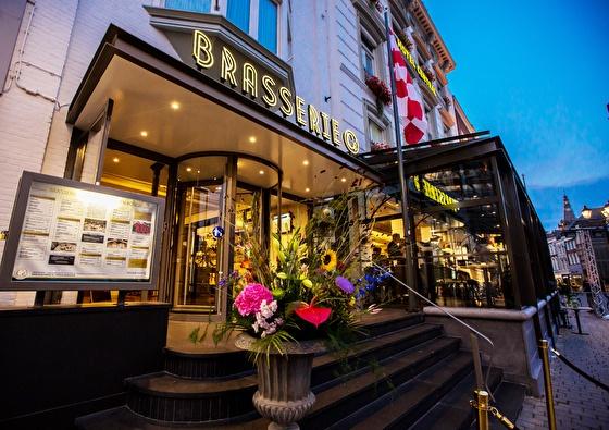 Golden Tulip Hotel Central | Bourgondisch 's-Hertogenbosch!