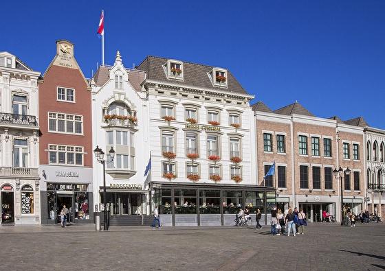 Golden Tulip Hotel Central | Natuurlijk Den Bosch!