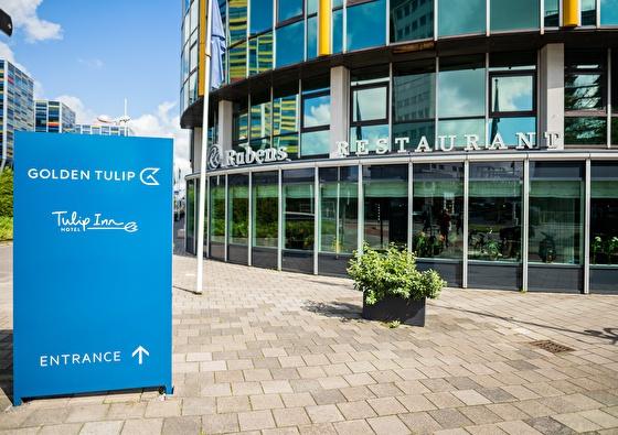 Golden Tulip Leiden Centre | Borrelen in Leiden