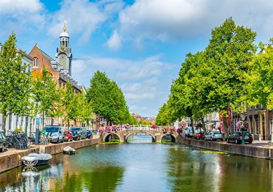 Golden Tulip Leiden Centre | Leiden; stad van hofjes, molens en monumenten 2-daags
