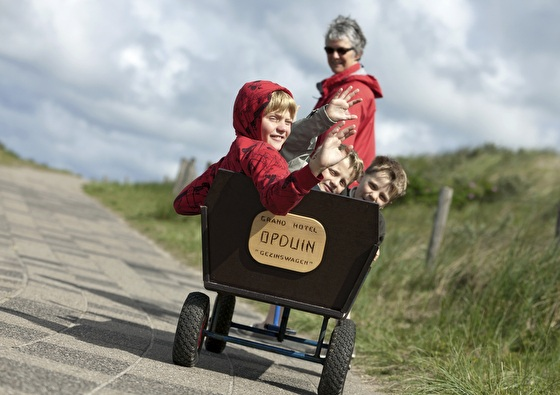Grand Hotel Opduin | Groots genieten op Texel