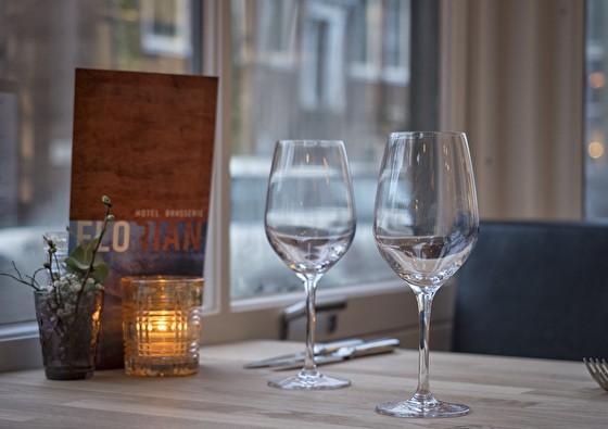 Hotel Brasserie Florian | Ontdek Vestingstad Wijk bij Duurstede 2-daags