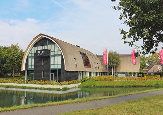 Hotel de Roode Schuur | Wegdromen in een designkamer op de Veluwe 2-daags