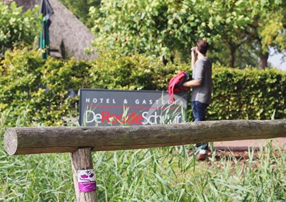 Hotel de Roode Schuur | Wegdromen in een designkamer op de Veluwe 3-daags