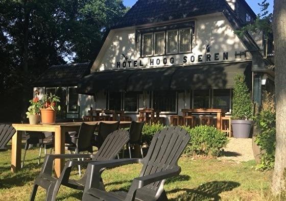 Hotel Hoog Soeren | Wonderschoon Hoog Soeren 3-daags (Boodschappen)