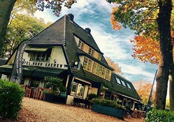 Hotel Hoog Soeren | Wonderschoon Hoog Soeren; De Kroondomeinen, Paleis Het Loo, Apeldoorn en meer 3-daags