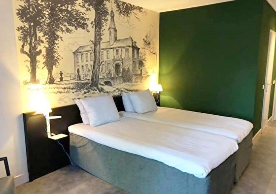 Hotel Marquette | Slapen vlakbij zee en dineren op een kasteel 3-daags