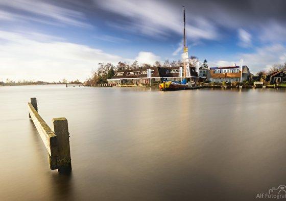 Hotel restaurant Ie-Sicht | Ontspannen aan de Friese meren