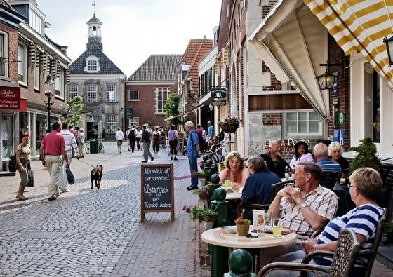 Hotel 't Wapen van Ootmarsum | Artistiek en karakteristiek Ootmarsum 4-daags