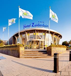 Hotel Zuiderduin   DIner voor twee aan zee