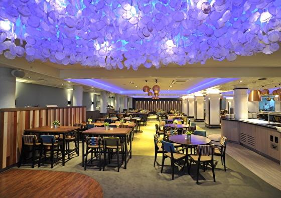 Hotel Zuiderduin | Diner voor twee aan zee