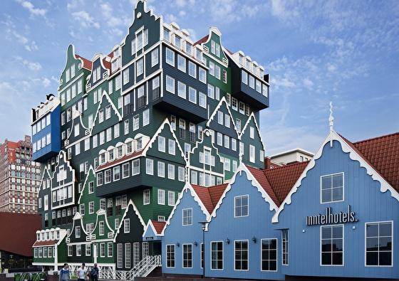Inntel Hotels Amsterdam Zaandam | Zaansche Schans en Amsterdam