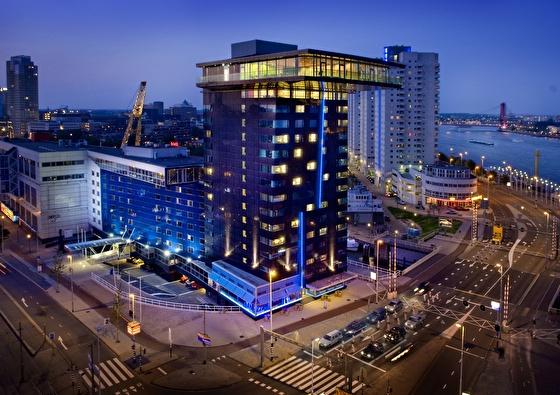 Inntel Hotels Rotterdam Centre | Citytrip Rotterdam