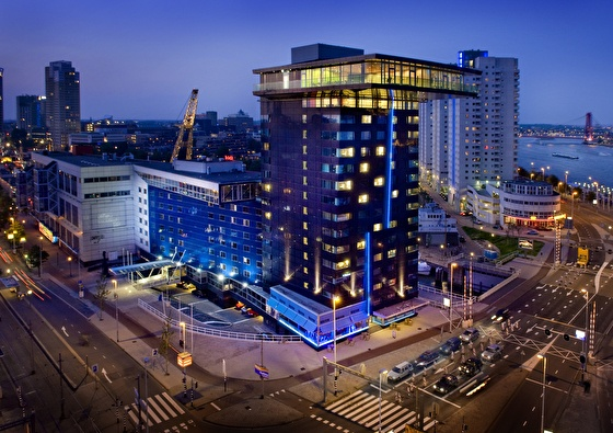 Inntel Hotels Rotterdam Centre | Citytrip Rotterdam 2-daags