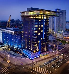 Inntel Hotels Rotterdam Centre | Luxe logeren in Rotterdam