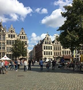 Lindner Hotel en City Lounge Antwerpen | Amai Antwerpen 2-daags (2020)