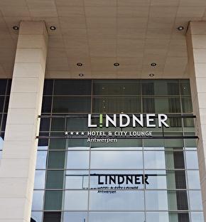 Lindner Hotel en City Lounge Antwerpen |  Struinen door Antwerpen
