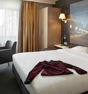 Mercure Hotel Tilburg Centrum | Geniet van uniek Tilburg
