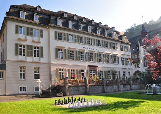 Parkhotel Bad Bertrich | Bijtanken in Kuuroord Bad Bertrich (2020)