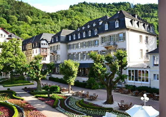 Parkhotel Bad Bertrich | Bijtanken in Kuuroord Bad Bertrich