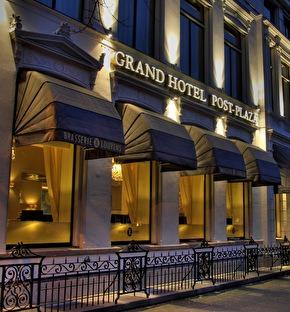Post-Plaza Hotel & Grand Café | Lovely Leeuwarden 4-daags