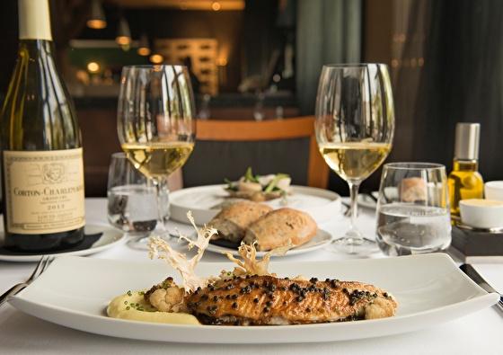 Restaurant Hotel & Spa Savarin   Super-de-luxe Vijf Sterren Relax arrangement