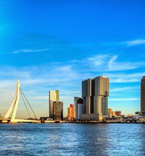 Savoy Hotel Rotterdam    Bruisend Rotterdam 2-daags