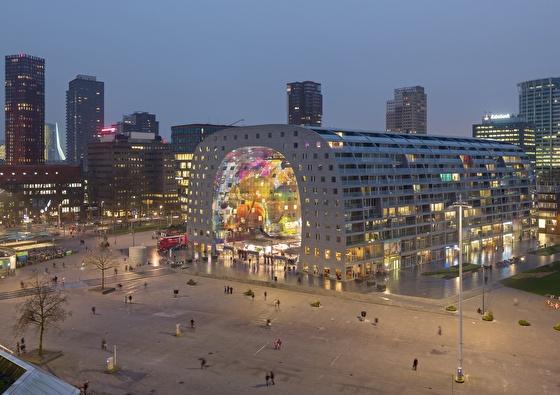 Savoy Hotel Rotterdam |  Bruisend Rotterdam 2-daags