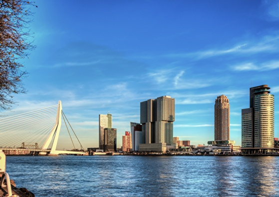 Savoy Hotel Rotterdam |  Bruisend Rotterdam 3-daags