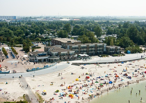 Strandhotel Vigilante | Minivakantie in Makkum