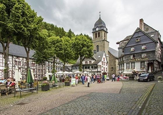 Vakantiehotel de Lange Man | Er op uit in de Eifel 6-daags