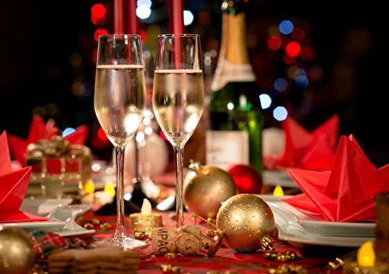 WICC Hotel   All you can eat & drink kerst arrangement